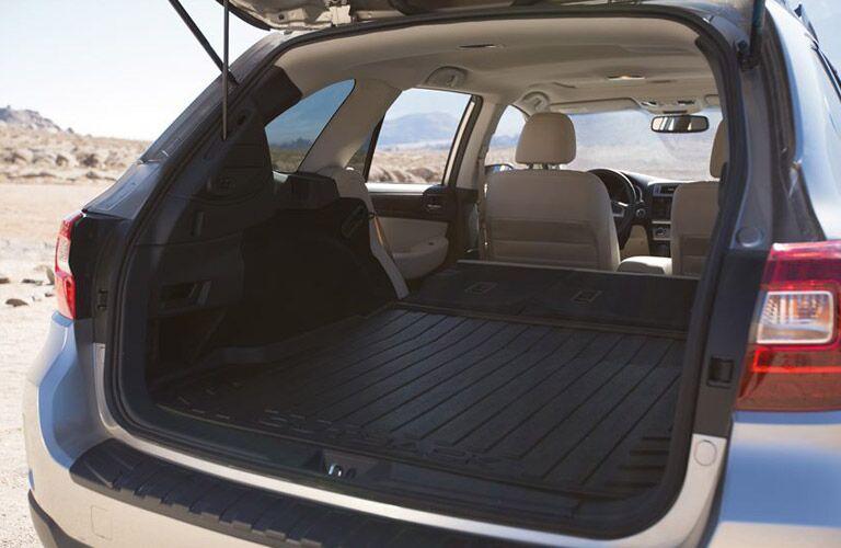 2016 Subaru Outback Altoona PA Cargo Capacity