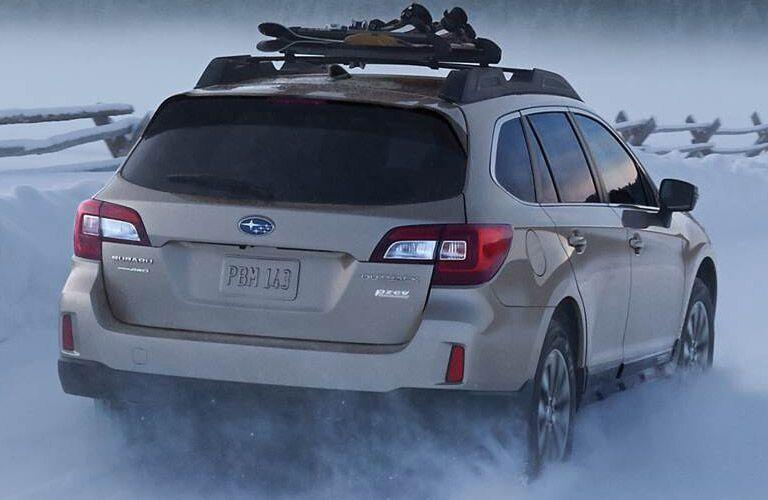 2016 Subaru Outback Altoona PA Winter Performance