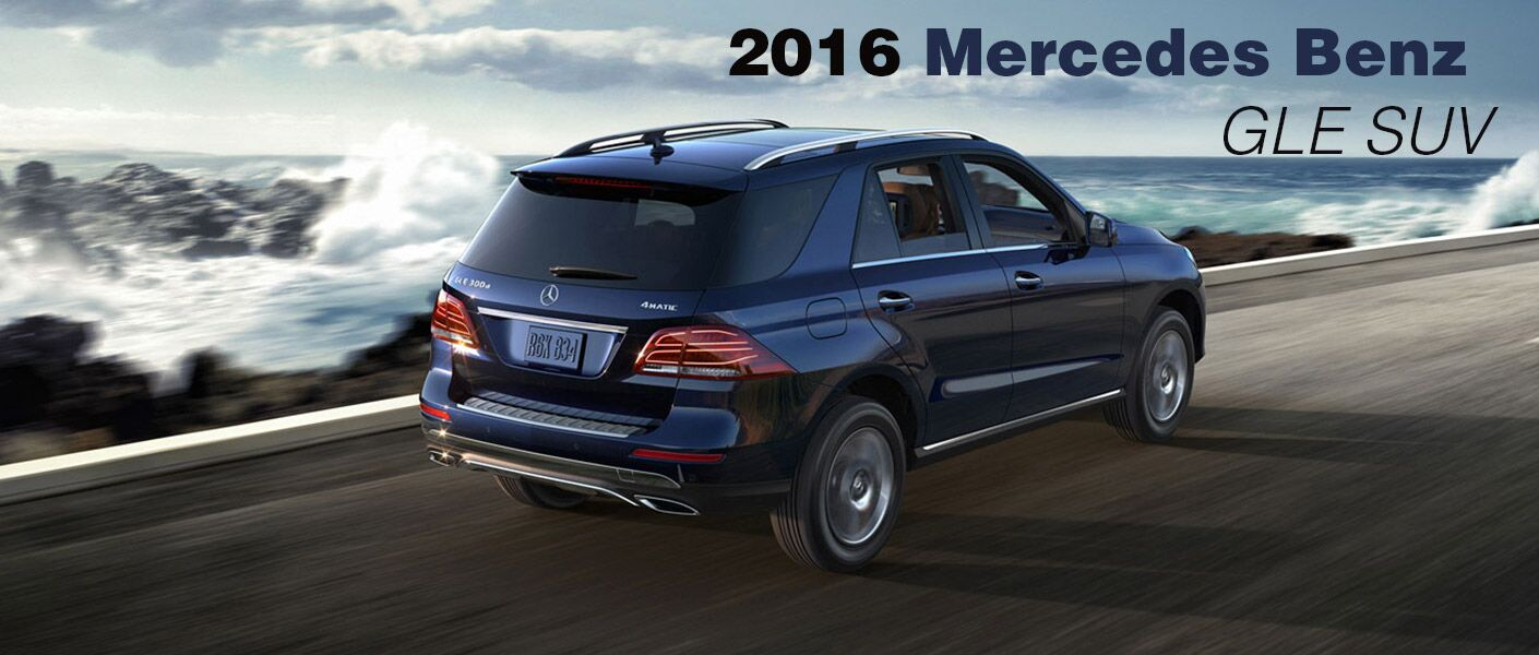 2016 mercedes benz gle suv for Mercedes benz north haven ct