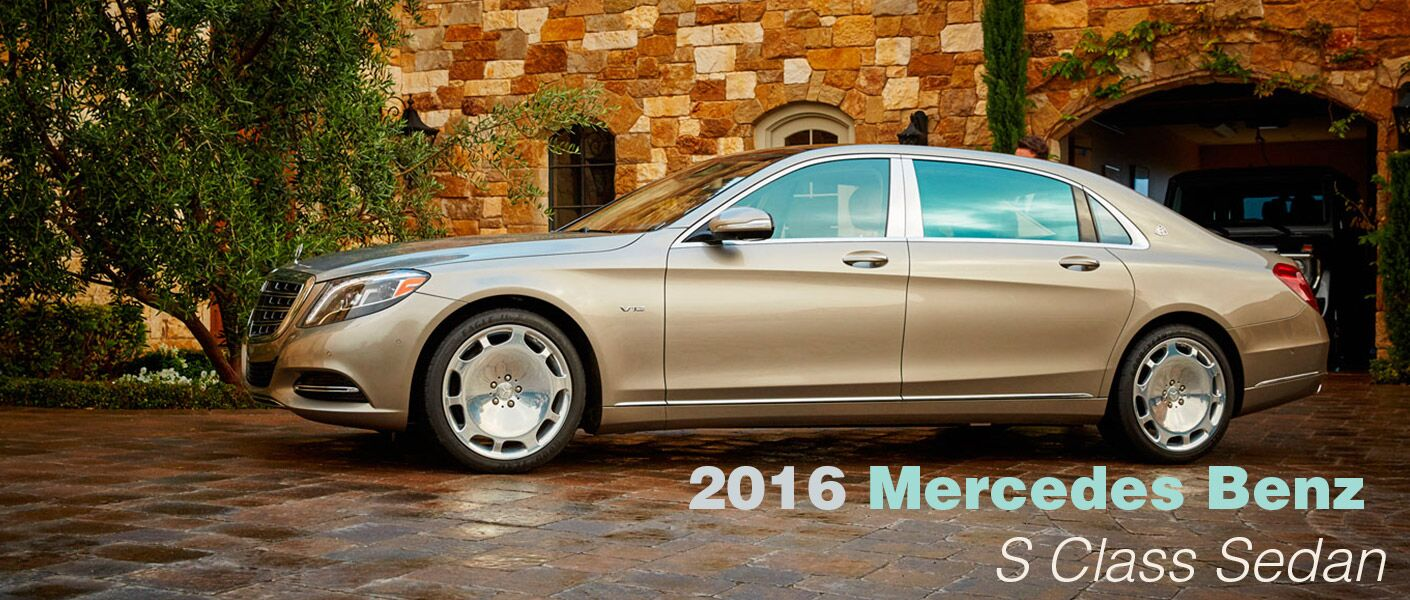 2016 mercedes benz s class for Mercedes benz north haven ct