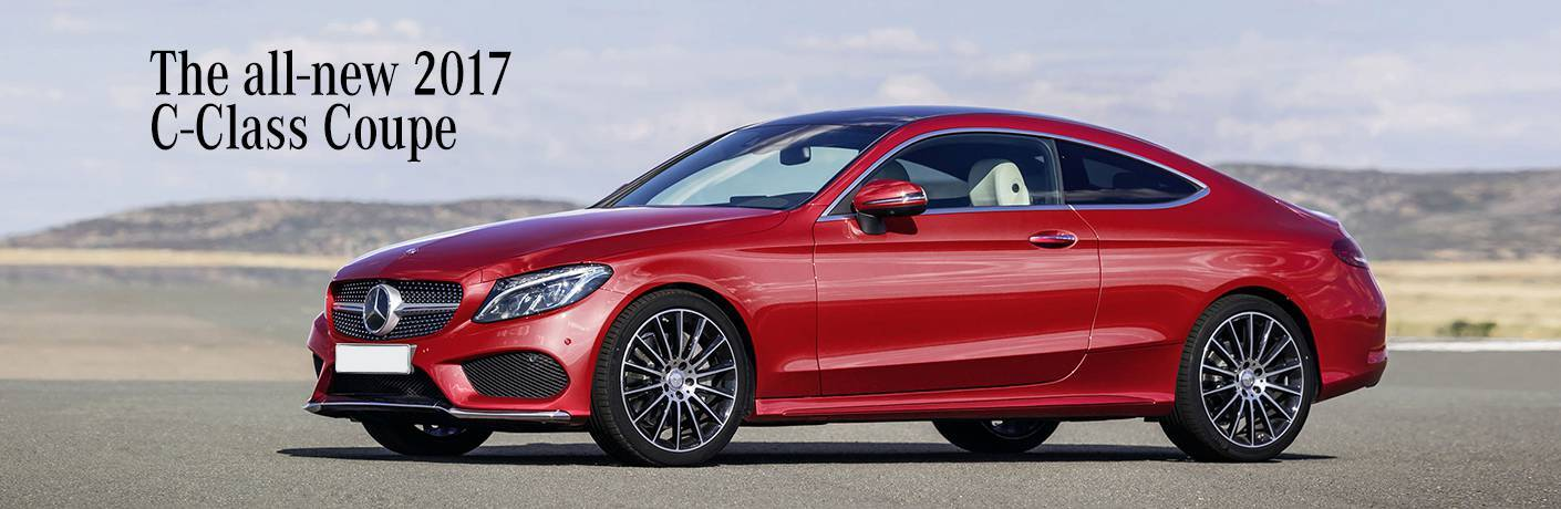 Soon, we may see the 2017 Mercedes-Benz C-Class Coupe in North Haven CT.