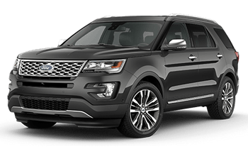 Ford Explorer Lease Deals in CT