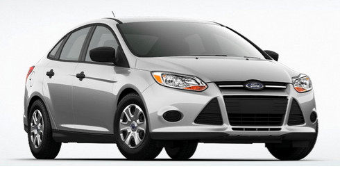 Ford Focus S Sedan  sc 1 st  Hammonasset Ford & Get the Best Ford Focus Lease Deals and Lowest Prices in CT at ... markmcfarlin.com