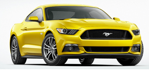 Ford Mustang Mustang GT Premium Fastback