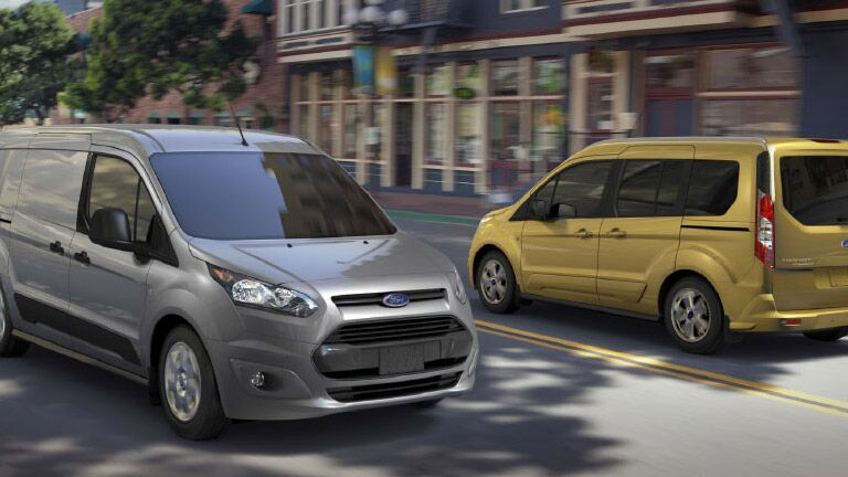 Ford Transit Connect Tampa FL
