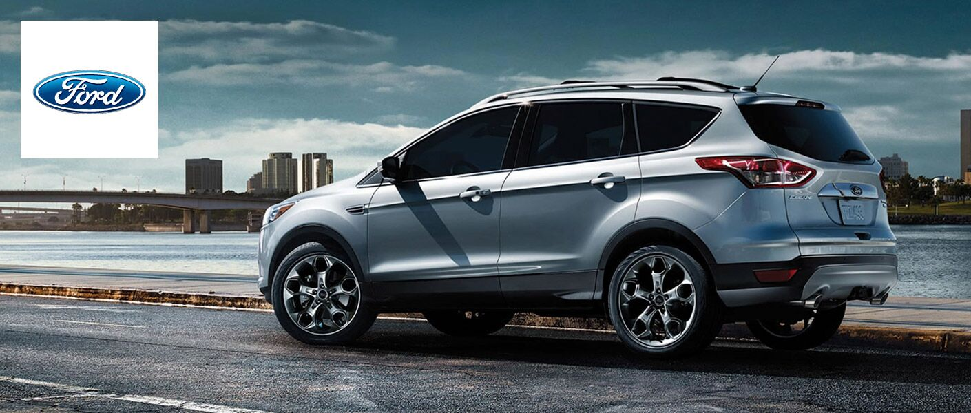 The 2016 Ford Escape Tampa FL is exciting and efficient.