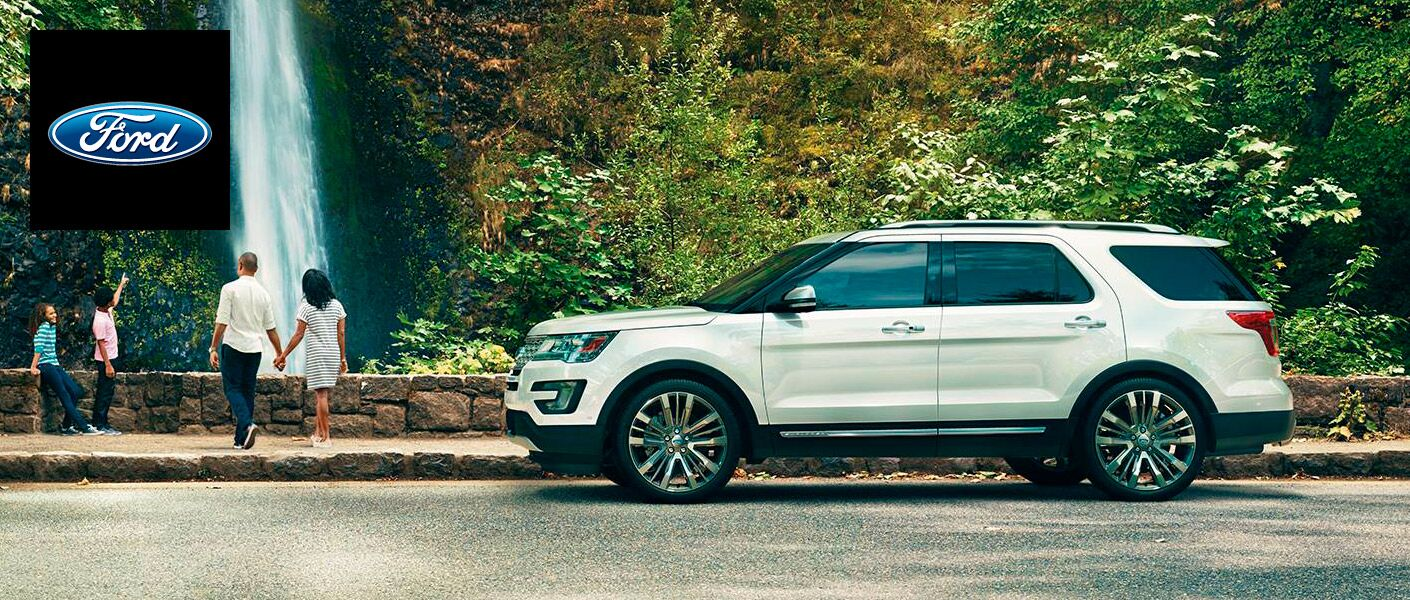 The 2016 Ford Explorer Tampa FL is a great vehicle for any type of adventure.