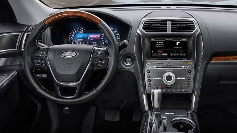 The 2016 Ford Explorer is full of adventure and style.