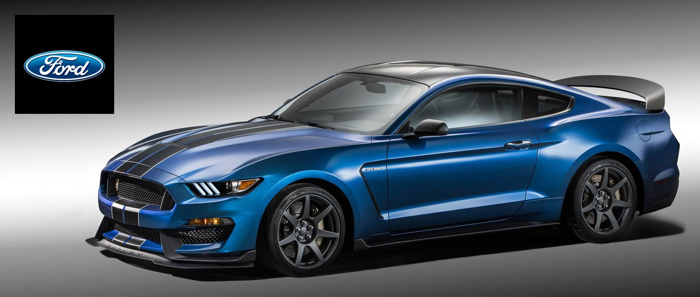 The 2016 Ford Shelby GT350 Mustang is quick and agile.
