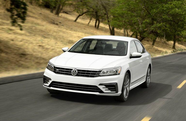 2016 Volkswagen Passat Exterior Silver