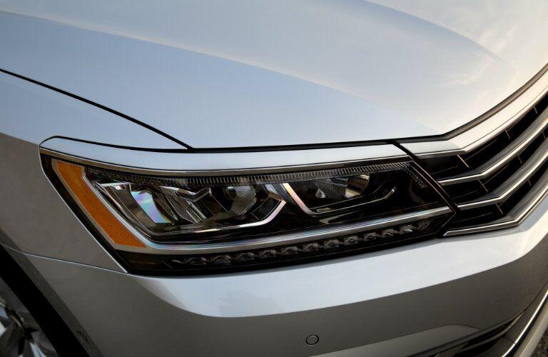 2016 Volkswagen Passat New grille