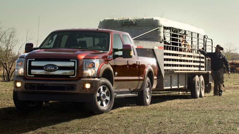 Get the 2015 Ford Super Duty Edmonton AB today at Waterloo Ford.