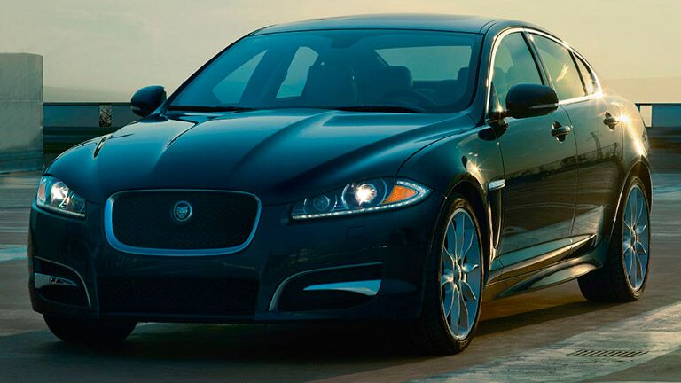The used Jaguar in Dallas TX offers style and class.