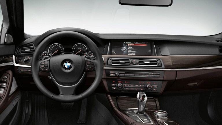 Used BMW 5 Series Dallas TX steering