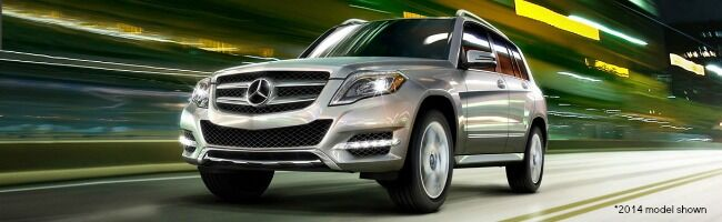 Try the GLK-Class if you're looking for a used Mercedes-Benz near Dallas TX.