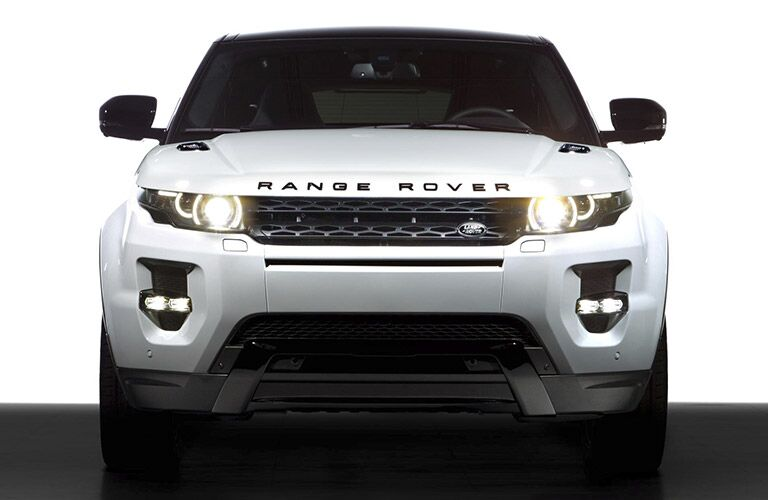 Used Land Rover Range Rover Evoque Dallas TX grille