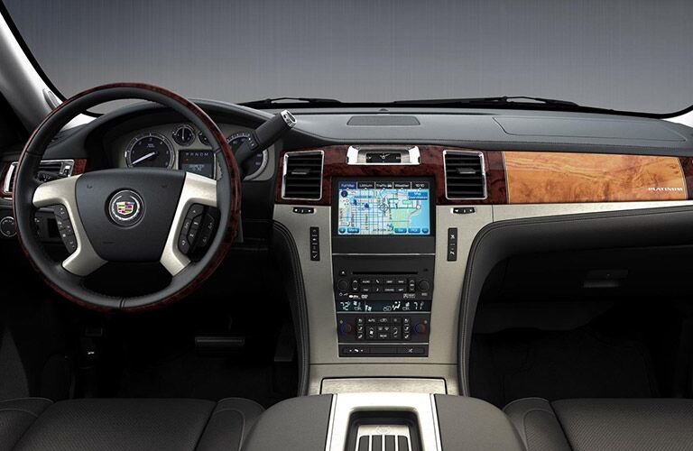 Used Cadillac Escalade Dallas TX technology
