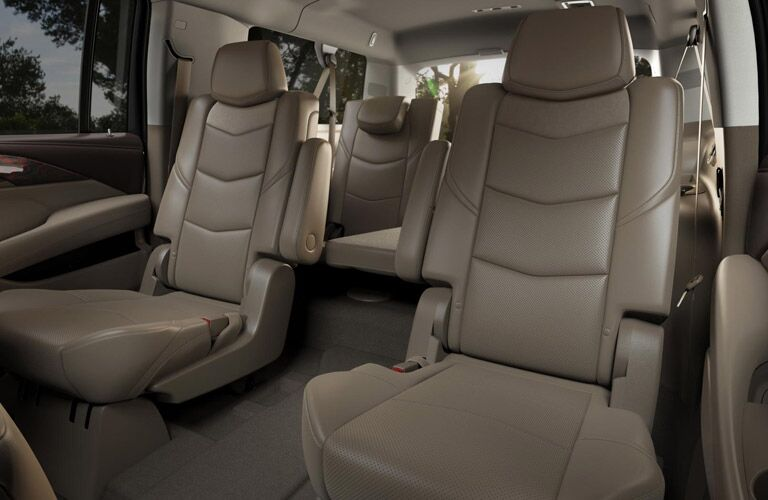 Used Cadillac Escalade Dallas TX interior