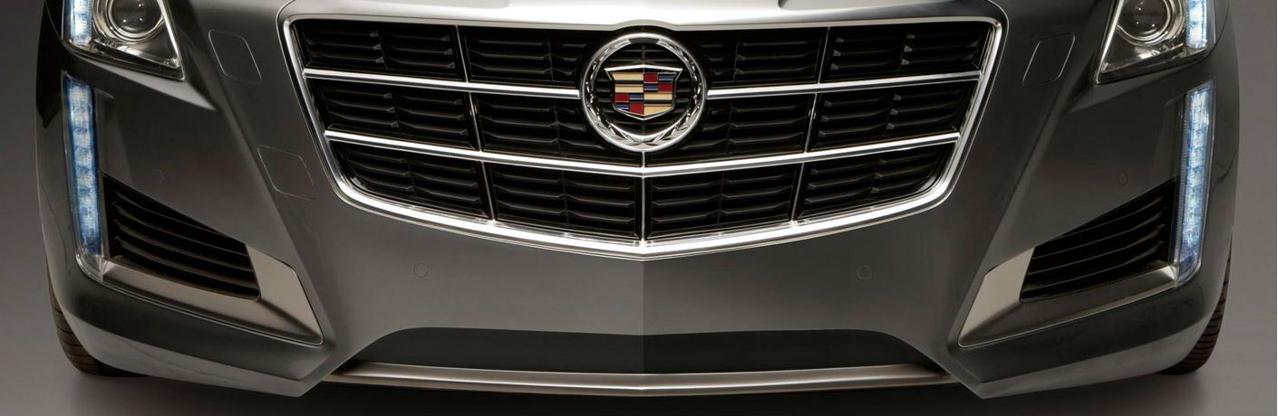 Used Cadillac CTS Dallas TX grille