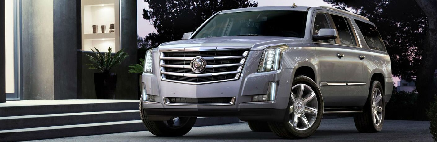 Used Cadillac Escalade Dallas TX grille
