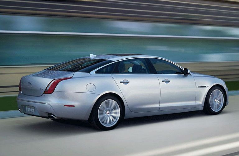 For a sleek exterior, try the used Jaguar XJ in Dallas TX.
