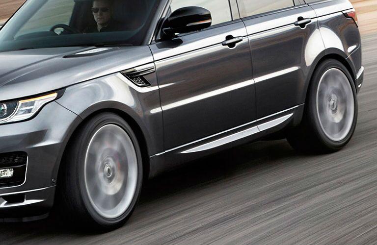 Used Land Rover Range Rover Sport Dallas TX wheels