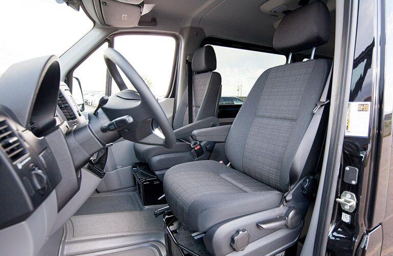 2016 Mercedes-Benz Sprinter Van Driver's Seat