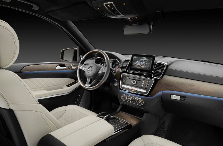 GLS63 AMG Interior