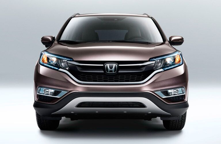 New Honda CR-V Exterior Front Grille Bumper