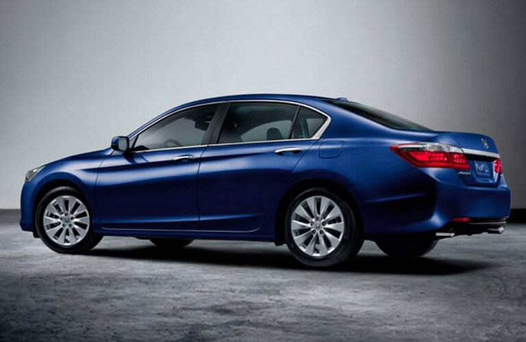 2015 Honda Civic Blue Exterior Wheels Rims