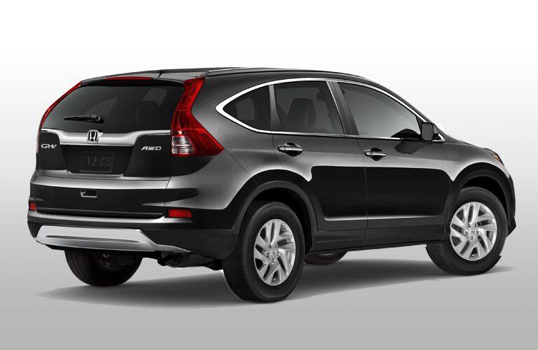 2015 Honda CR-V vs 2016 Honda HR-V