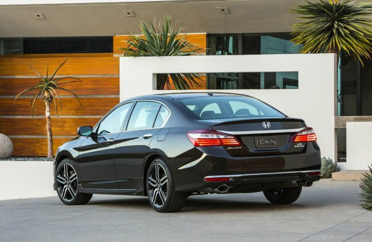 2016 Honda Accord Touring Exterior