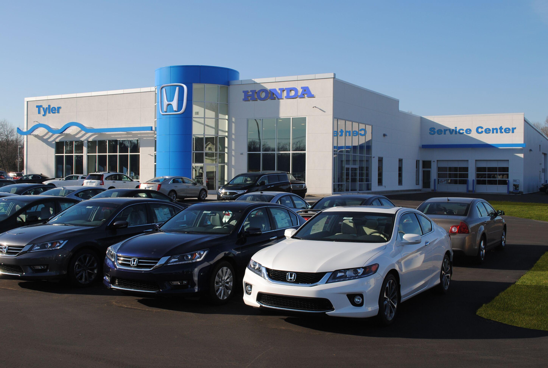 Internet sales from tyler honda stevensville mi for Honda dealer michigan