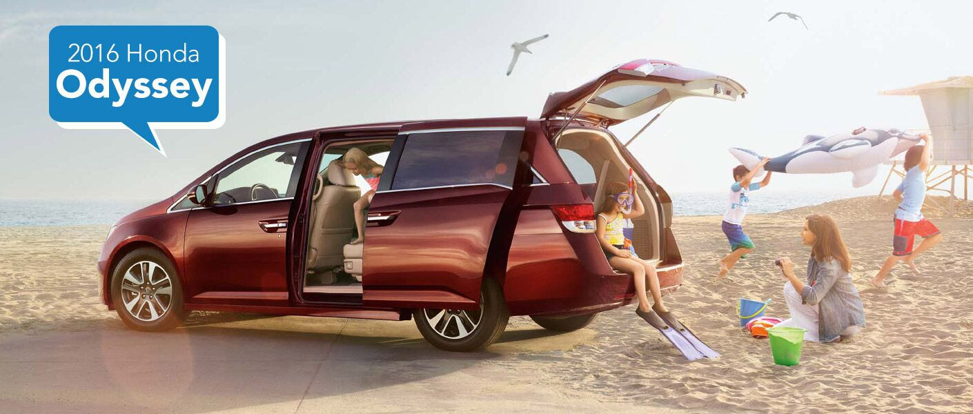 2016 Honda Odyssey Rome GA