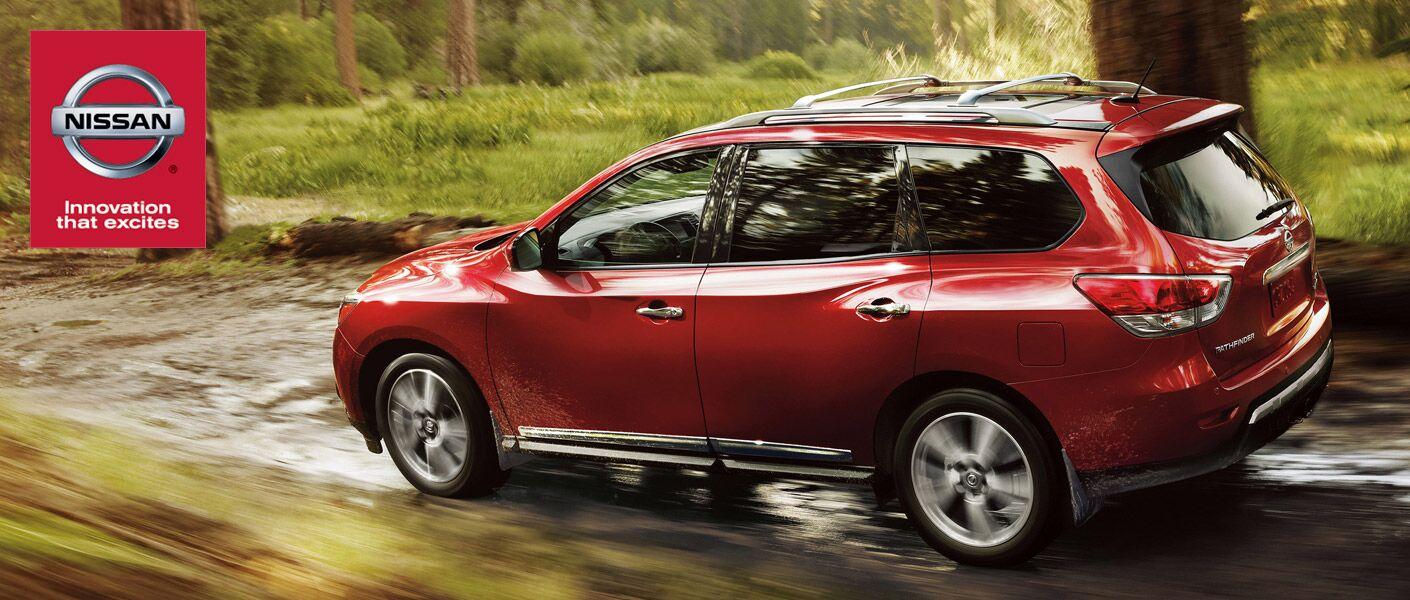 2015 Nissan Pathfinder Rome GA