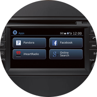 NissanConnect on the 2015 Nissan Sentra