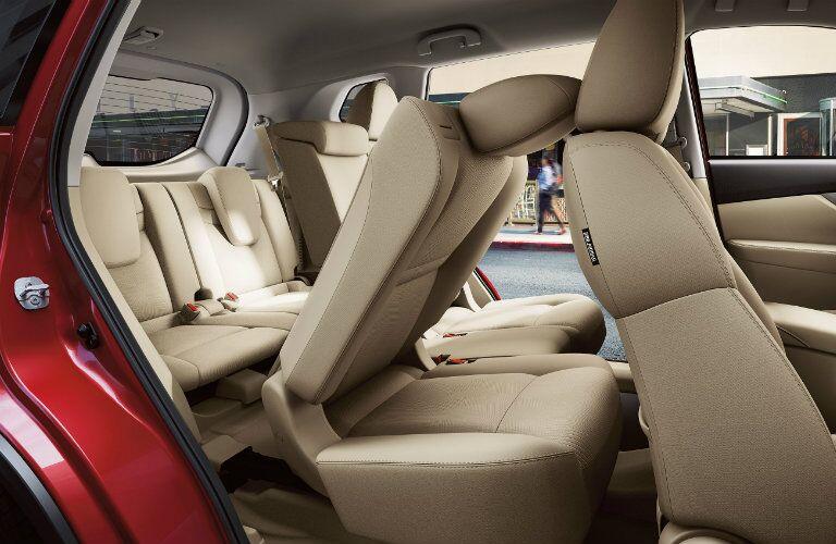 2015 Nissan Rogue Rome GA interior design third row seating