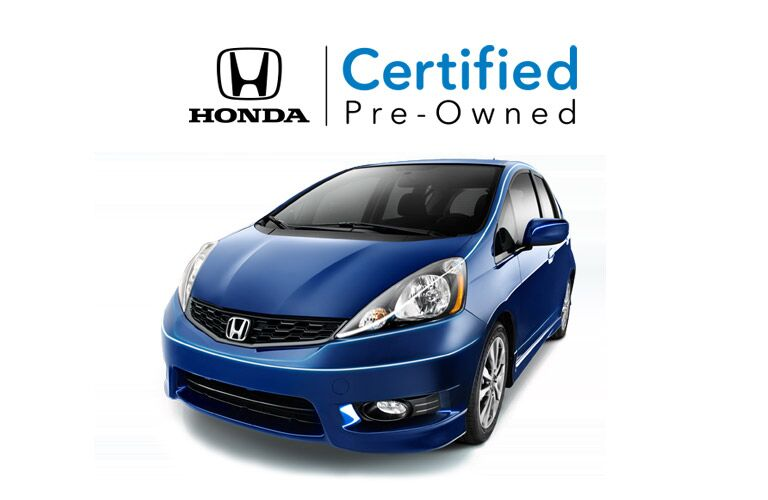 Certified Pre-Owned at Zimbrick Honda