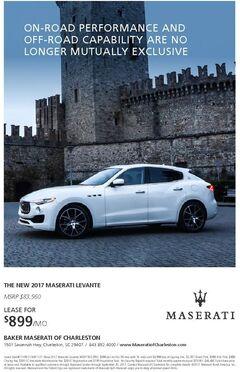 Baker_P+C_QuarterPage_Comp_Maserati2_0917