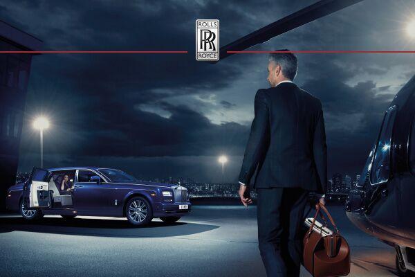 Rolls-Royce Phantom Limelight