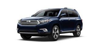 Toyota Highlander AWD Rental