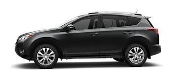 Toyota Rav4 AWD Rental