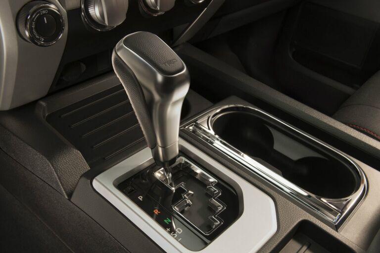 Toyota TRD Interior