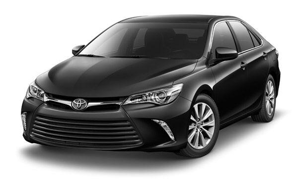 2015 Toyota Camry Toyota of Muncie