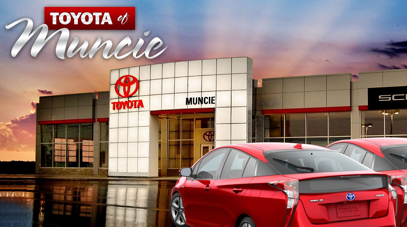 About Toyota of Muncie