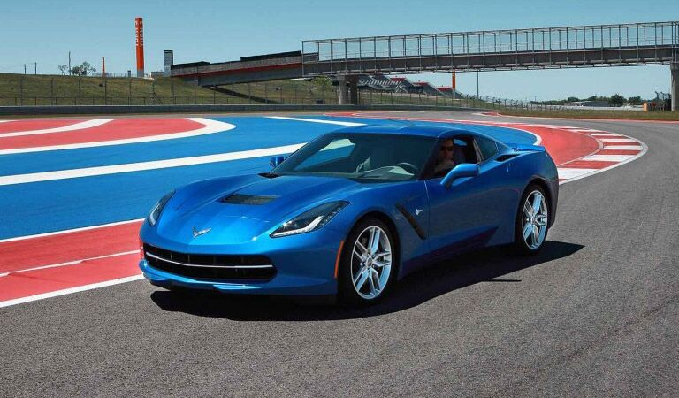 2016 Chevy Corvette at Osseo Auto in Eau Claire