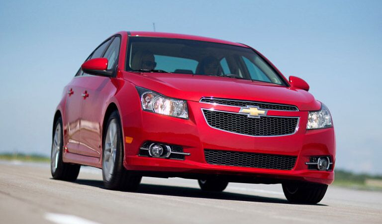 2016 Chevy Cruze at Osseo Auto in Eau Claire