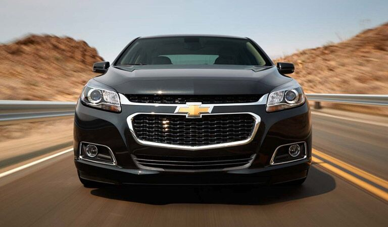 2016 Chevy Malibu at Osseo Auto in Eau Claire