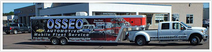 Osseo Automotive Dedicated Fleet Service