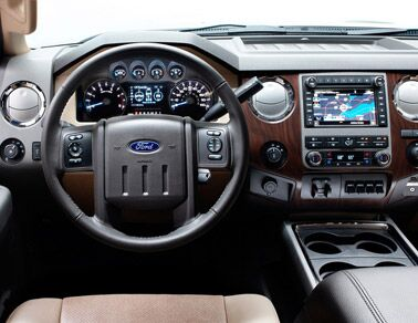 How to remove factory radio in 2014 F250? - AR15.COM